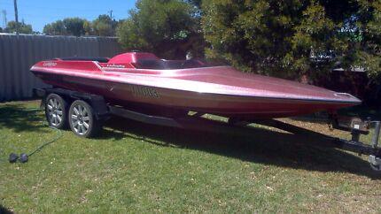 Camero Ski Boat  Bull Creek Melville Area Preview