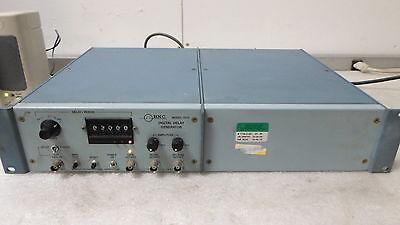Bnc Berkeley Nucleonics Model 7010 7010r1 Digital Delay Generator