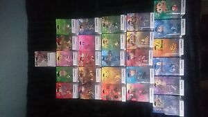Unopened Amiibo Collection
