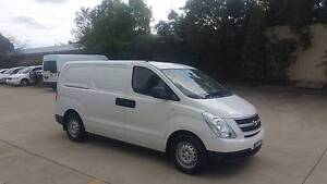 2010 Hyundai iLoad TURBO DIESEL AUTO MUST SEE DRIVES WELL Homebush West Strathfield Area Preview