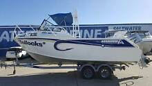 1998 ASSASSIN 6.2M RUNABOUT - PRICE REDUCED!!! South Fremantle Fremantle Area Preview