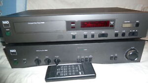 NAD 5325 HI-END Audiophile COMPACT DISC PLAYER