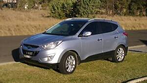2011 Hyundai IX35 Wagon Stanthorpe Southern Downs Preview