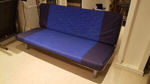 IKEA beddinge sofabed frame & mattress & 2 covers & pillows