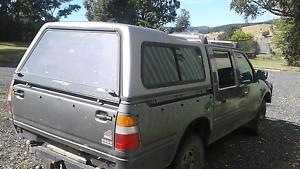 1998 Rodeo 4x4 2.8 turbo diesel Callignee Latrobe Valley Preview