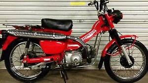 Honda  ct110 postie bike Blayney Blayney Area Preview