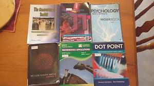 Quinns Baptist year 11 text books Merriwa Wanneroo Area Preview