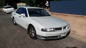 1999 Mitsubishi Magna Sedan Owen Wakefield Area Preview