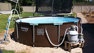 10 ft swimming pool Seacombe Heights Marion Area Preview