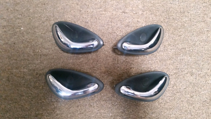 VT VX VY VZ Chrome interior door handles Commodore Calais SS HSV Forster Great Lakes Area Preview