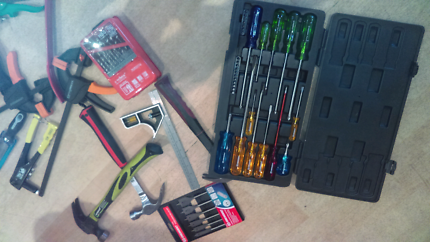 Carpenters Hand Tools