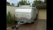 Camper / work trailer Thornlie Gosnells Area Preview