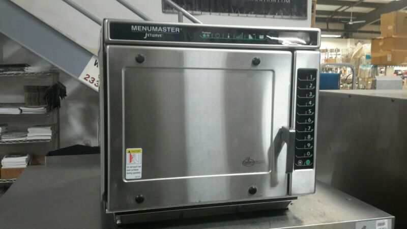 Used Amana ACE14 1400 Watt Commercial Convection-Microwave Oven