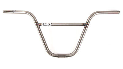 New Uno MTB Bike Riser Handlebar 670mm Rise 50mm Bore 31.8 Black