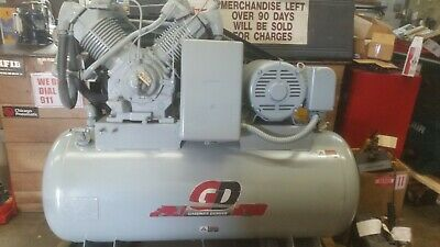 Champion R70 Air Compressor - 120 Gallon Tank - 76.7 102.1 Cfms - 25 Hp - 3 Ph