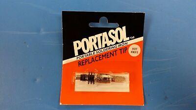 1pc Spt-10 Portasol Spt-10 Superpro Hot Knife Tip