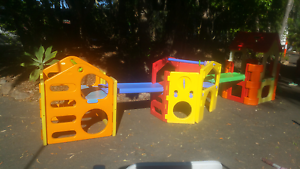 3 cubby houses playgyms Carbrook Logan Area Preview
