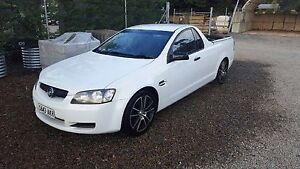 2009 Holden  Omega Ute Kent Town Norwood Area Preview