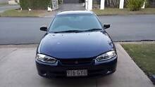 2003 Mitsubishi Mirage Hatchback Low kms Ideal first car Crestmead Logan Area Preview