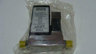 New Mass Flow Controller Unit Instruments Inc Ufc-1000 500 Psi  Uifc1000