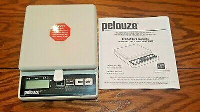 Pelouze Pe5 Digital Postal Scale