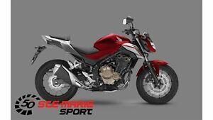 2018 Honda CB500XA