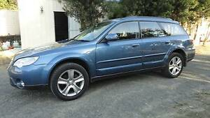 2007 Subaru Outback Wagon Enfield Golden Plains Preview