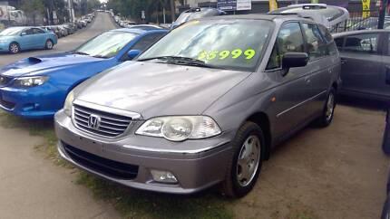 2003 Honda Odyssey (7 Seat) Wagon Homebush Strathfield Area Preview