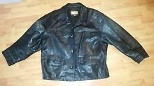Italian Leather Jacket Beaconsfield Fremantle Area Preview