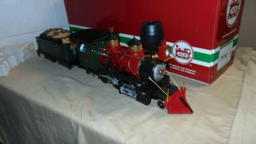 LGB G GAUGE 29182A DENVER SOUTH PARK PACIFIC MOGUL STEAM ENGINE WITH SOUND IN OB