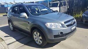 2010 Holden Captiva LX Wagon AUTO TURBO DIESEL 7 SEATER LOW KMS Williamstown North Hobsons Bay Area Preview