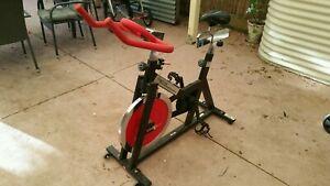 Pro-tx fitness exercise bike
