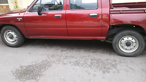 toyota hilux 2wd Newcastle Newcastle Area Preview