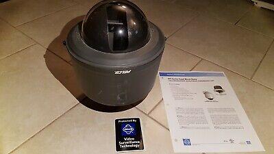 Pelco Df5-pg-0 Black Cctv Camera Pendant Dome Housing Spectra Iv Ptz Style
