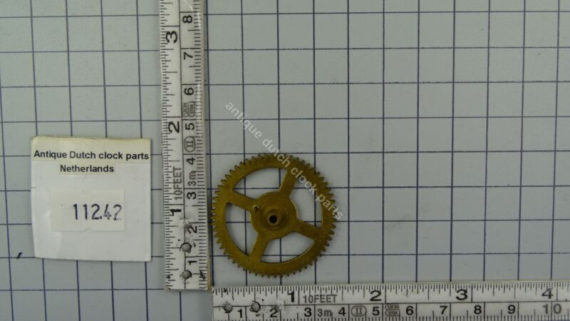 GEAR TO POWER MOON DISC FOR A HERMLE OR FHS CLOCKWORK SALLANDSE WALL CLOCK