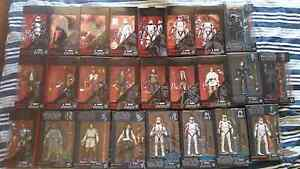 Star Wars The Black Series Collection  (MIB!) Stirling Stirling Area Preview
