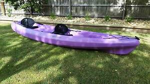 Kayak 2/3 Seater 'Perception Tribe 13.5' Narre Warren Casey Area Preview