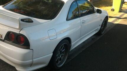 1996 Nissan GTR 33 Series 2