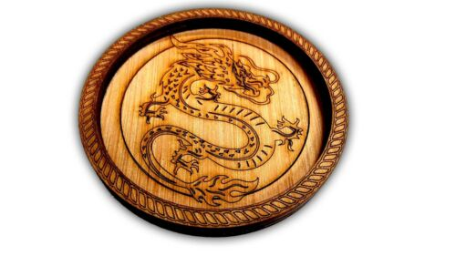 Dragon Dice Tray - by Cyber Dragon Games