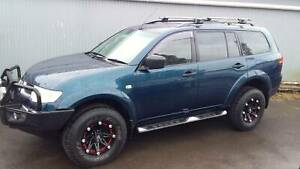 2011 MITSUBISHI PB CHALLANGER AUTO WAGON DIESEL Richmond Hawkesbury Area Preview