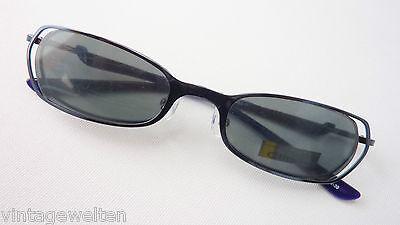 CLIP Brille mit Magnetsonnenclip Sonnenbrille Metallfassung 2in1 Brille Gr. M
