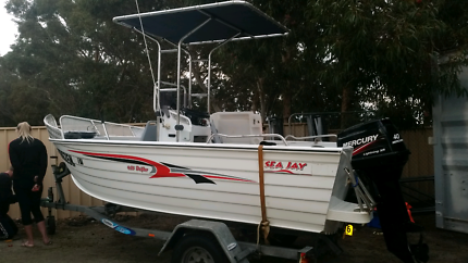 Seajay drifter