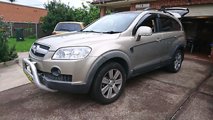 Holden captiva Georges Hall Bankstown Area Preview