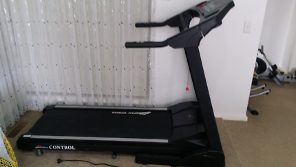 Treadmill in very good condition.