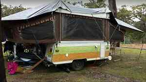 Pop top Campervan Rathmines Lake Macquarie Area Preview