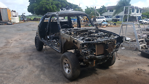 Parting out or wrecking mk 2006 triton Mackay Mackay City Preview