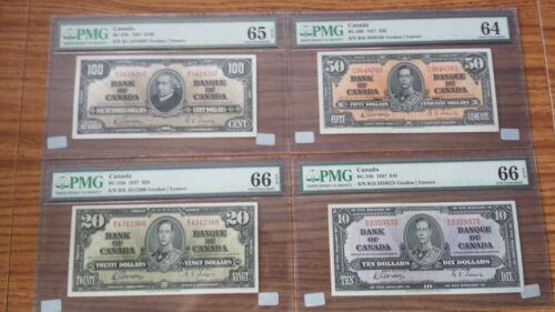 Bank Of Canada Banknotes