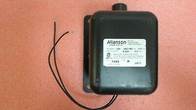 Allanson Ignition Transformer Cat. 1092