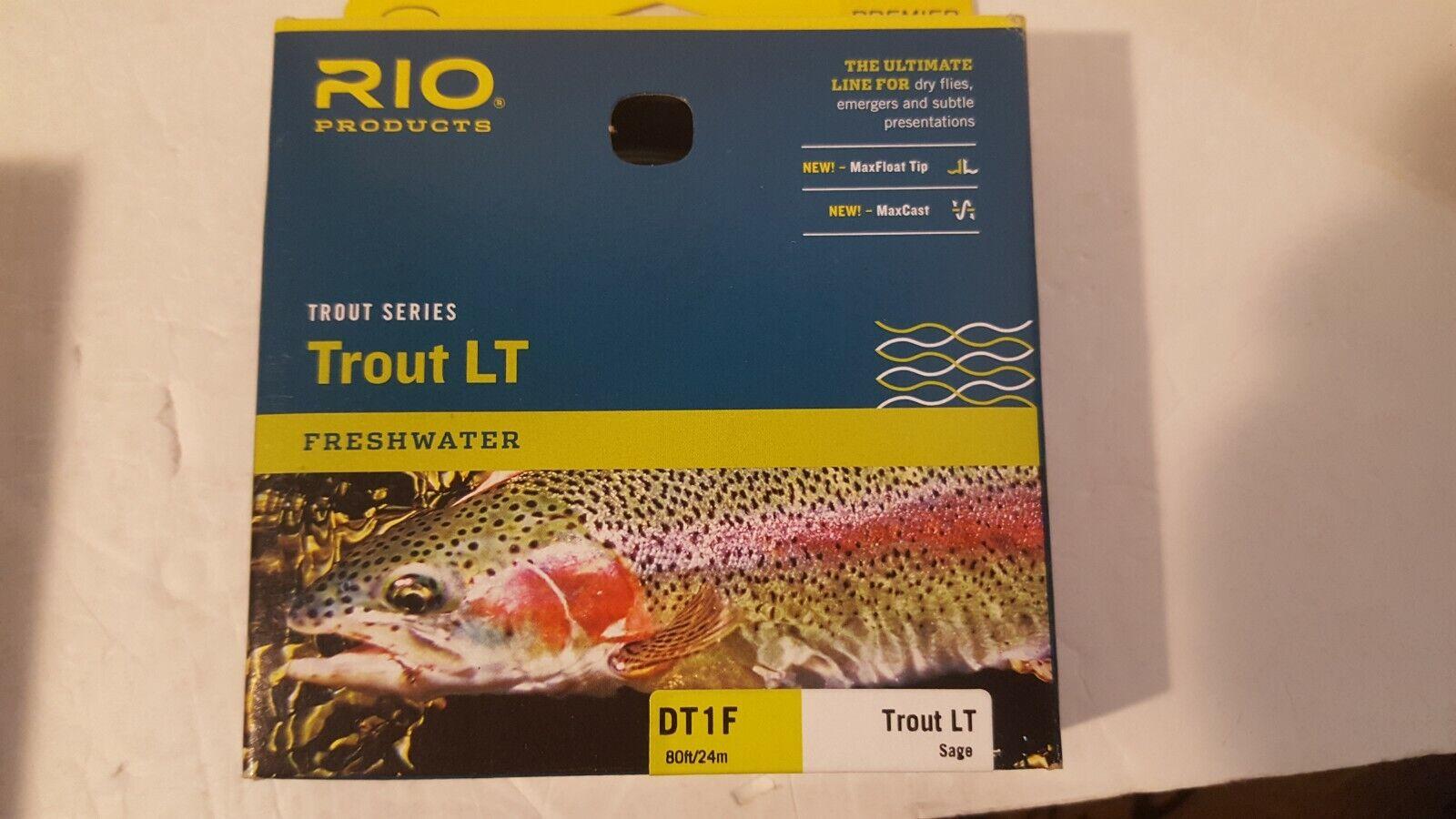 Rio Trout LT DT Size DT5F Sage