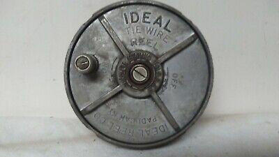 Ideal Tie Wire Reel - Model 80
